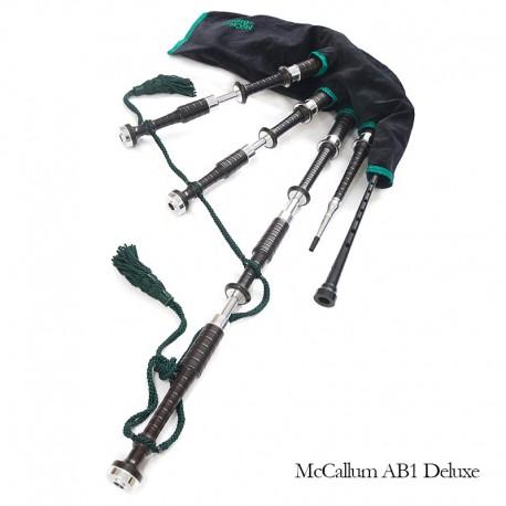 McCallum Bagpipes | AB1/Deluxe