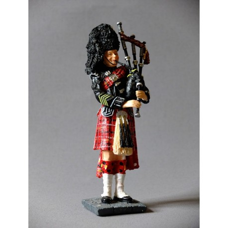 Royal Scots Dragoon Guards - Piper
