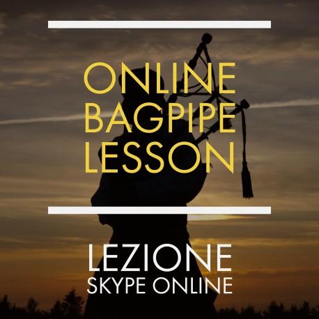 Lezione online di Cornamusa