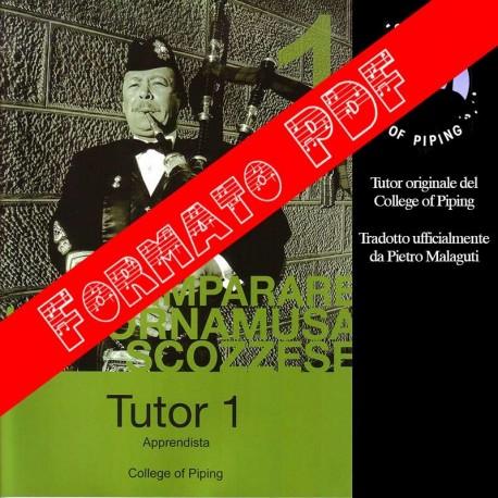 Manuale di istruzione in italiano