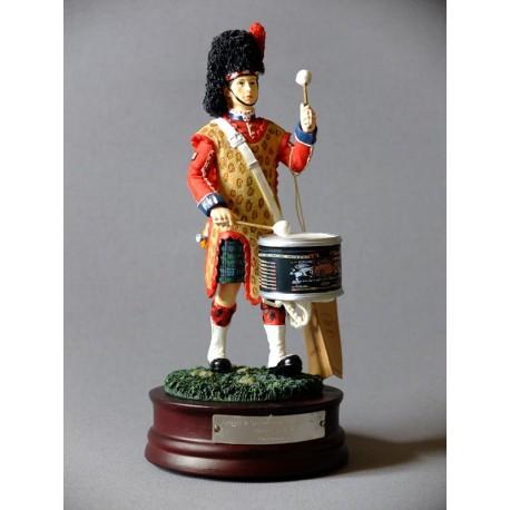 Royal Regiment of Scotland - Tenor Drummer